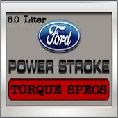 Ford Powerstroke Torque Specs