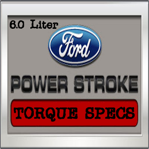 torque specs for 6 0 powerstroke autos weblog. Black Bedroom Furniture Sets. Home Design Ideas