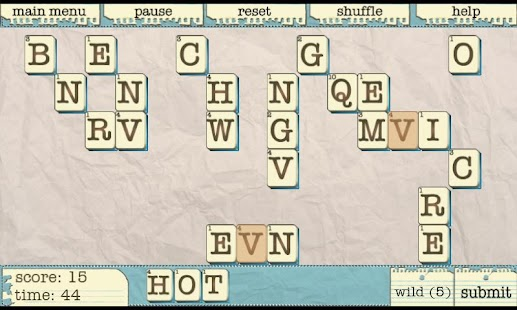 Mahjong Words - screenshot thumbnail