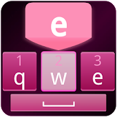 Hot draft Pink Keyboard Skin