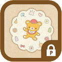 Making Teddy bear protector icon