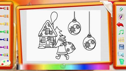 【免費娛樂App】Snowmans聖誕節著色書-APP點子
