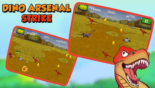 玩免費角色扮演APP|下載Dino Arsenal Strike app不用錢|硬是要APP