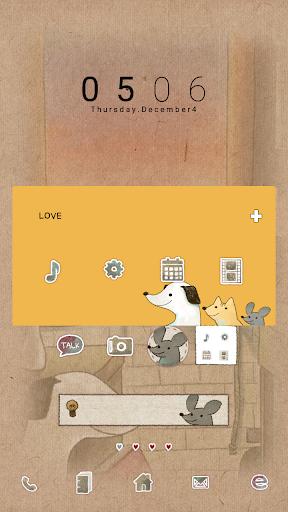 玩免費個人化APP|下載距離(夕焼け)ドドルランチャーのテーマ app不用錢|硬是要APP
