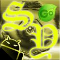 GOKeyboard SulphurYellow -Free icon