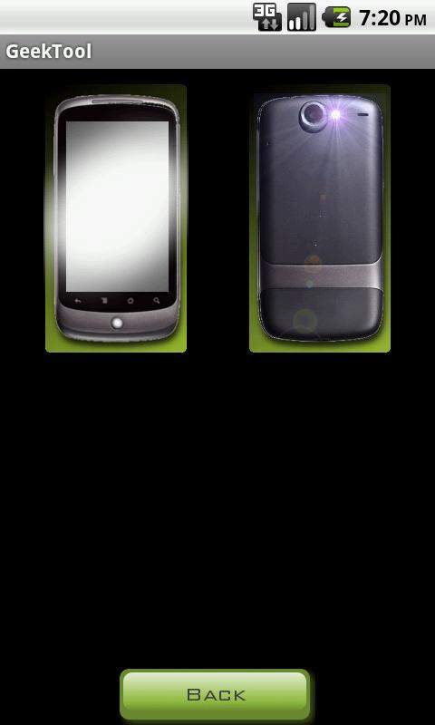 Geek Tool- screenshot
