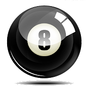 Magic 8 Ball Battery Widget