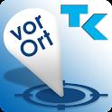 TK vor Ort logo