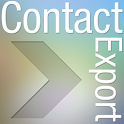 Contacts Backup & Export icon
