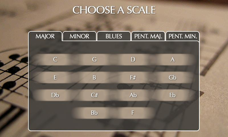 Musician's Little Helper- screenshot