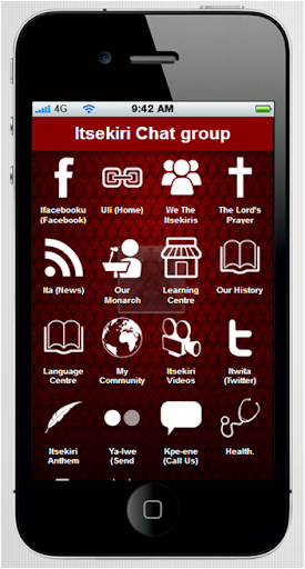 The ICG Connect App