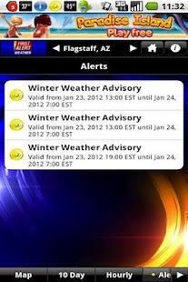 TucsonNewsNow Weather Now - screenshot thumbnail