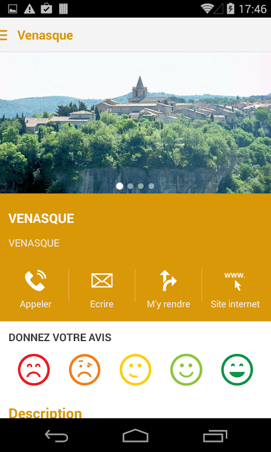 Vaucluse Tour- screenshot