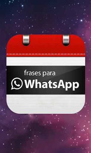 Frases para Whatsapp