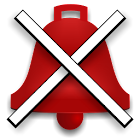 Mute Ringer (silent for T min) icon