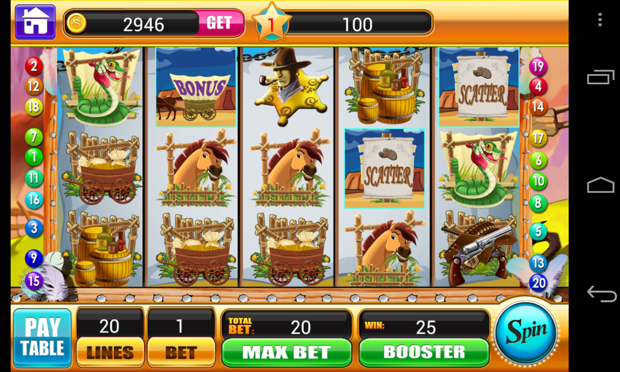 Cowboy Progressive Slot Machine - Read the Review Now
