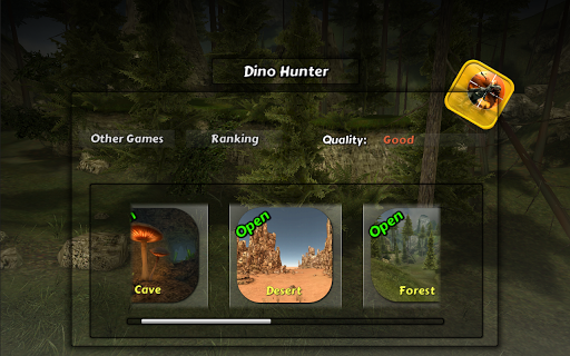 Dino Hunter for PC