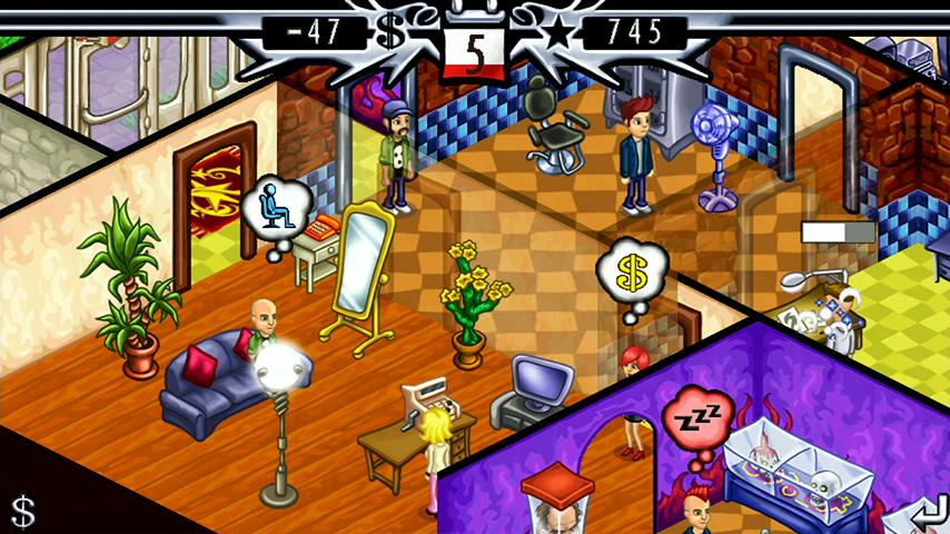Tattoo Tycoon - screenshot