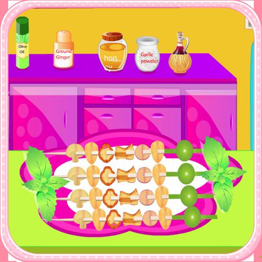 烤牛排烹飪遊戲 休閒 LOGO-玩APPs