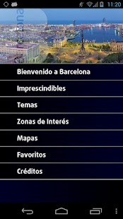 Barcelona. Guía oficial. - screenshot thumbnail