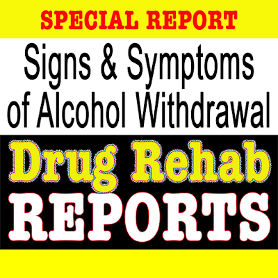 Signs of Alcohol Withdrawal