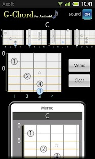 GChord  (Guitar Chord) No Ads- screenshot thumbnail