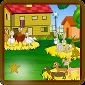 Jogos de animais da fazenda