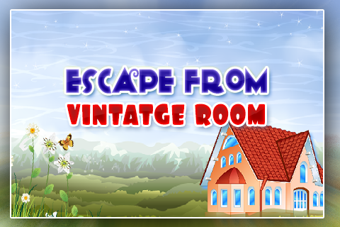 Escape From Vintage Room - screenshot