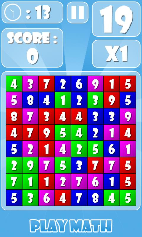 Play Math - Training- screenshot
