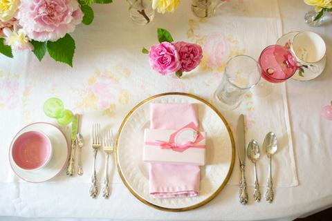 table setting ideas screenshot