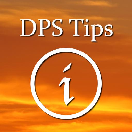 DPS Tips LOGO-APP點子
