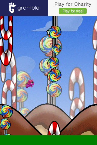 Flappy Unicorn - screenshot