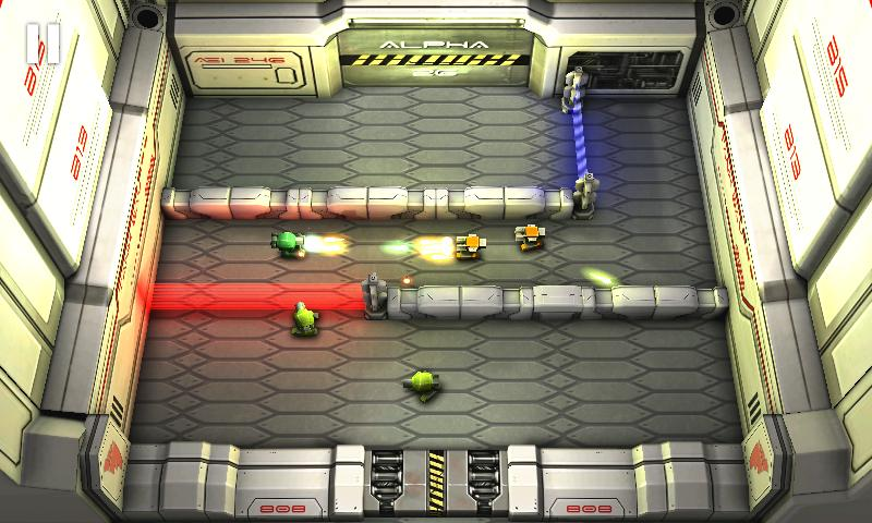 Laser Wars Lite Sony Edition- screenshot