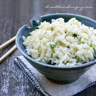 Coconut Lime Cauliflower Rice