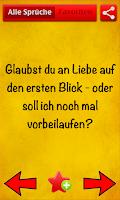 Screenshot of Anmachsprüche - Flirt Sprüche