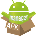 Apk manager (extract apk file) icon