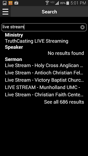 TruthCasting Sermon Player