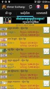 Free Khmer Exchange Rate APK for Android
