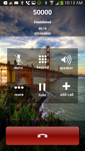 SessionTalk VoIP SIP Softphone- screenshot thumbnail