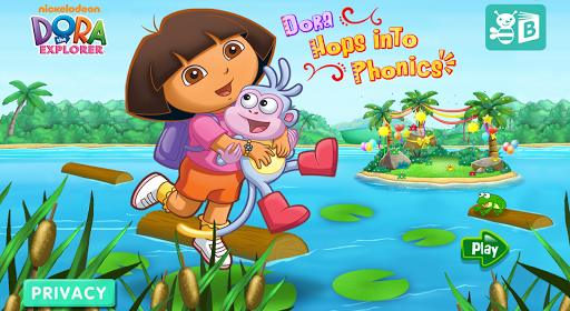 Dora Abc Game - Android Apps on Google Play