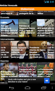 Venezuelan News - screenshot thumbnail