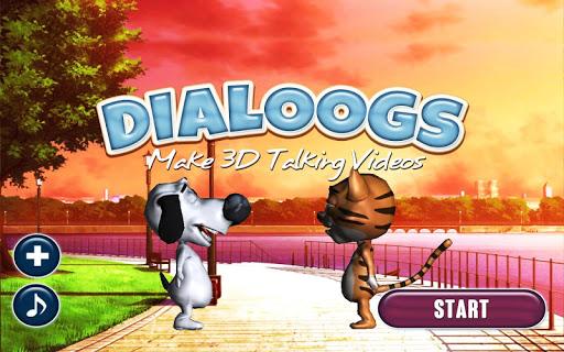 Dialoogs - 3D視頻交談
