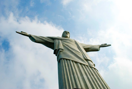Christ-the-Redeemer-Rio - Christ the Redeemer is an Art Deco statue of Jesus Christ in Rio de Janeiro, Brazil