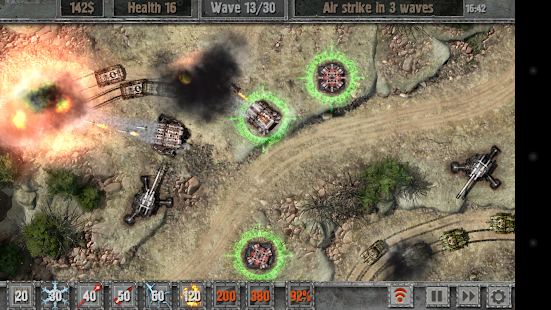 Defense Zone 2 HD Screenshot 4