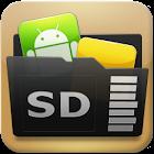 AppMgr III (App 2 SD) 日本語版 icon