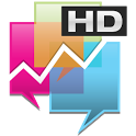 Wikinvest Portfolio HD icon