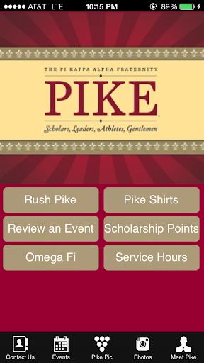 Epsilon Kappa Pikes