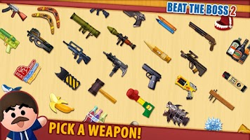 Screenshot of Beat the Boss 2