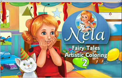 Nela Fairy Tales Color Fun