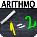 Arithmetics for Kids Free logo